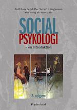 Socialpsykologi af Rolf Kuschel, Per Schultz Jørgensen