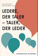 Ledere, der taler – taler, der leder