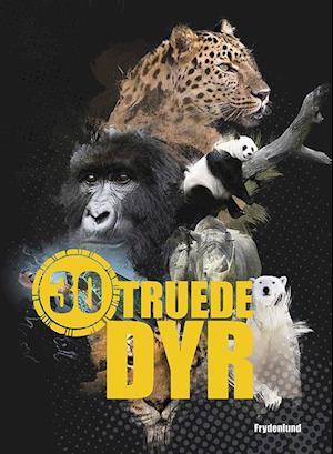 Billede af 30 truede dyr-Bog