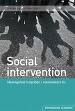 Social intervention (Menneskelig udvikling deltagelse og social forandring, nr. 1)