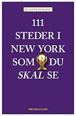 111 steder i New York som du skal se (111 steder som du skal se)