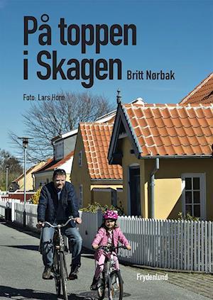 Bog indbundet På toppen i Skagen af Britt Nørbak