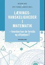 Læringsvanskeligheder i matematik