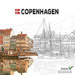 Colouring Copenhagen (Destination Colouring)