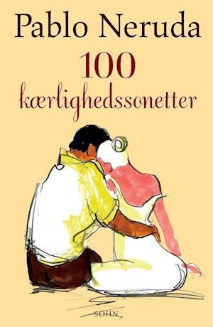 Bog, indbundet Hundrede kærlighedssonetter af Pablo Neruda