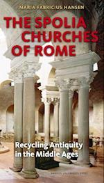 The spolia churches of Rome