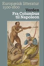 Europæisk litteratur 1500-1800. Verden (Europæisk litteratur 1500 1800)