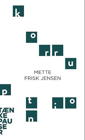 mette frisk jensen korruption