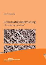 Grammatikundervisning