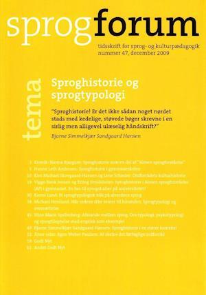 Sproghistorie og sprogtypologi