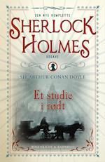 Et studie i rødt (Den nye komplette Sherlock Holmes udgave)