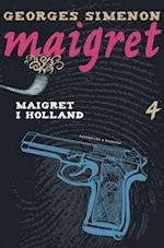 Maigret bind 4 - Maigret i Holland (Maigret)