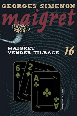 Maigret 16 Maigret vender tilbage