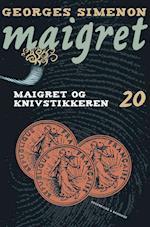 Maigret 20 Maigret og knivstikkeren (Maigret)