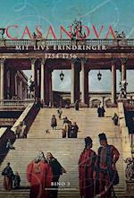 Casanova - mit livs erindringer. Erotiske memoirer 1754-1756 (nr. 3)