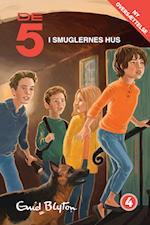 De 5 i smuglernes hus (De 5, nr. 4)