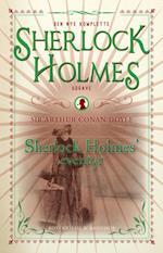Sherlock Holmes' eventyr (Den nye komplette Sherlock Holmes udgave, nr. 3)
