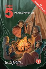 De 5 på campingtur (De 5, nr. 7)