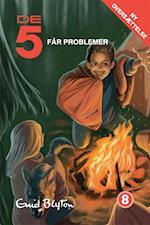 De 5 får problemer (De 5, nr. 8)