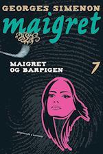 Maigret 7 Maigret og barpigen af Georges Simenon