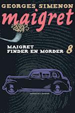 Maigret 8 Maigret finder en morder af Georges Simenon