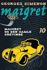 Maigret 10 Maigret og den gamle grevinde af Georges Simenon
