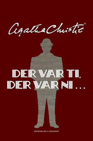 Bog hæftet Der var ti der var ni… af Agatha Christie