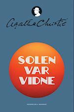 Solen var vidne af Agatha Christie
