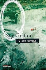 Q for quorum (En Kinsey Millhone krimi)
