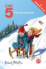 De 5 på vinterferie (De 5, nr. 17)