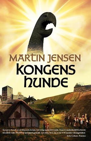 Bog paperback Kongens hunde af Martin Jensen