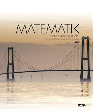 Bog hæftet Matematik af Povl Hansen Lotte Hofer Skinnebach John Schou
