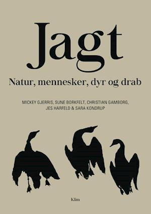 Bog indbundet Jagt af Christian Gamborg Jes Lynning Harfeld Mickey Gjerris