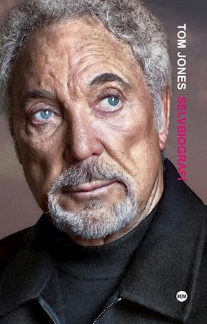 Bog, indbundet Tom Jones - selvbiografi af Tom Jones