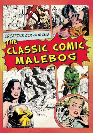 Creative Coulering, The Classic Comic Malebog