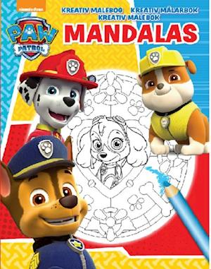 Mandalas Nickelodeon Paw Patrol