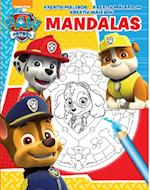 Nickelodeon Mandalas Paw Patrol (Paw Patrol)