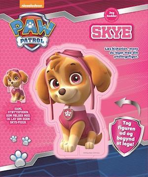 Nickelodeon Paw Patrol Skye - Figur og historie