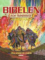 Bibelen som tegneserie #1 af Tekst af Ben Alex