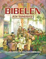 Bibelen som tegneserie. Fra Jesu fødsel til Johannes Døbers død af Tekst af Ben Alex