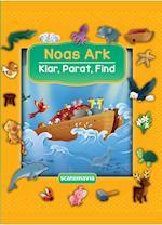 Noas ark - klar, parat, find