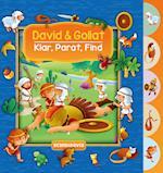 David & Goliat - klar, parat, find