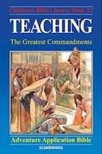 Teaching - The Greatest Commandments