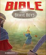 Bible Stories for Brave Boys (Children's Bibles)