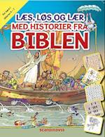 Læs, løs og lær med historier fra Biblen
