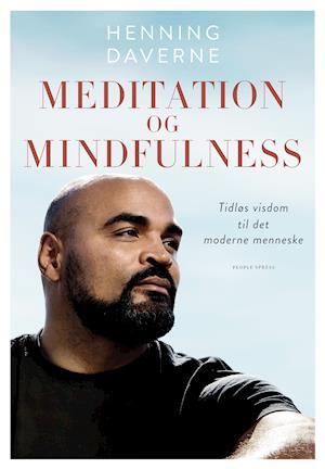 Bog, hæftet Meditation og mindfulness af Henning Daverne, Jan Løfbjerg