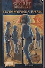 Secret breakers - flammernes barn (Secret Breakers, nr. 2)
