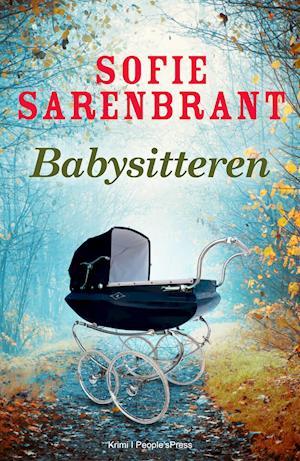 Bog, indbundet Babysitteren af Sofie Sarenbrant