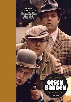 Bog, indbundet Olsen Banden for evigt af John Lindskog