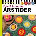Fine & farverige årstider - du selv kan hækle